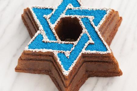 Star of David Bundt Pan